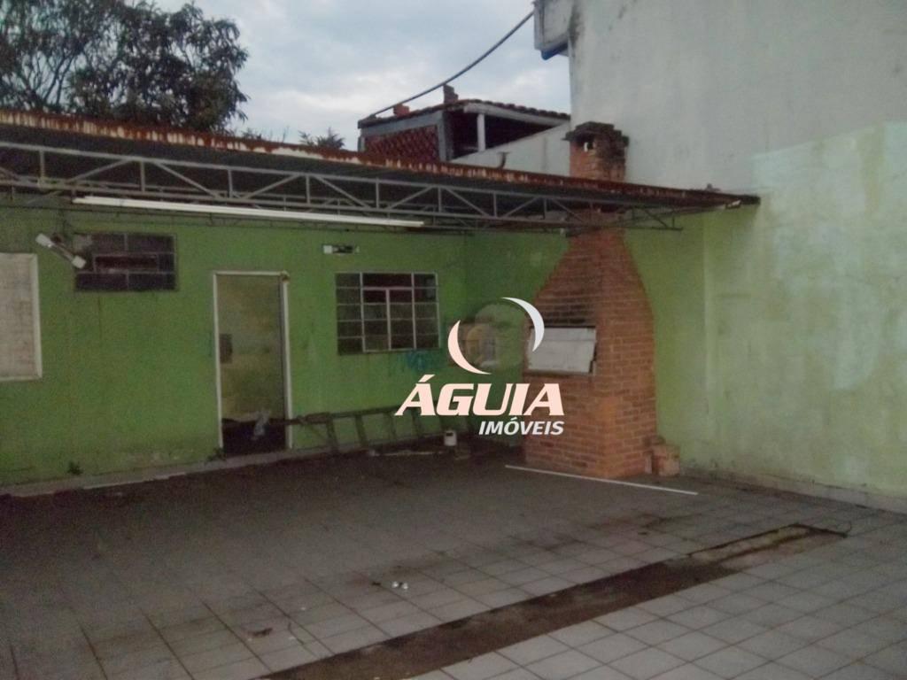 Casa com 3 dormitórios à venda, 206 m² por R$ 680.000,00 - Parque Jaçatuba - Santo André/SP