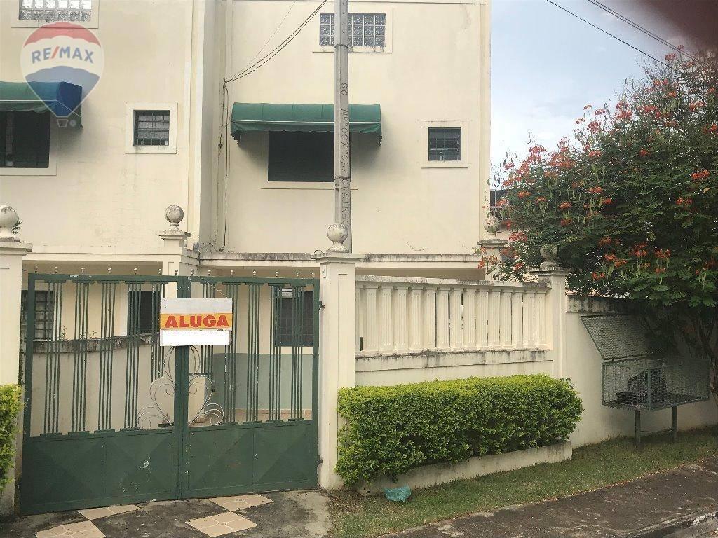 Casa com 2 dormitórios para alugar, 90 m² por R$ 1.800/mês - Jardim Floresta - Atibaia/SP