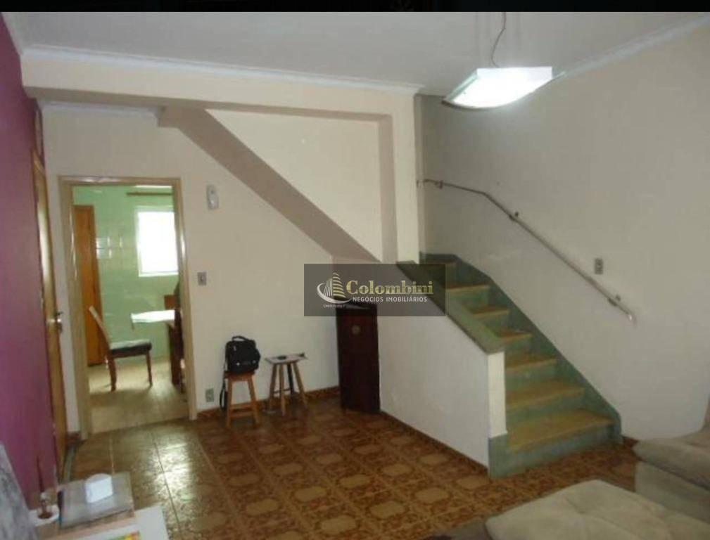 Sobrado 130 m2 - 3 dormitórios - 1 vaga à venda, Osvaldo Cru