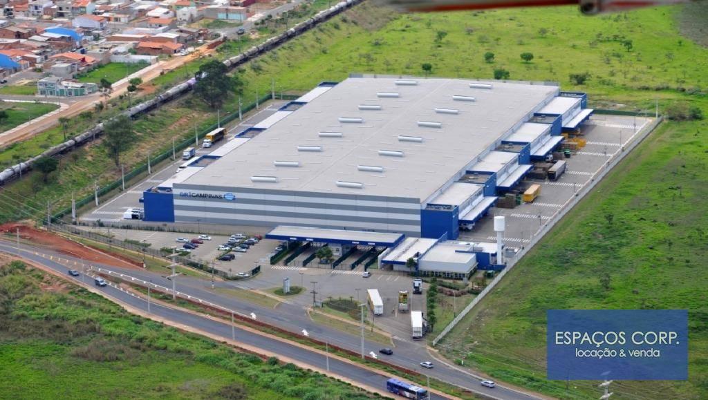 Galpão comercial para locação, Parque Cidade Campinas, Campinas.