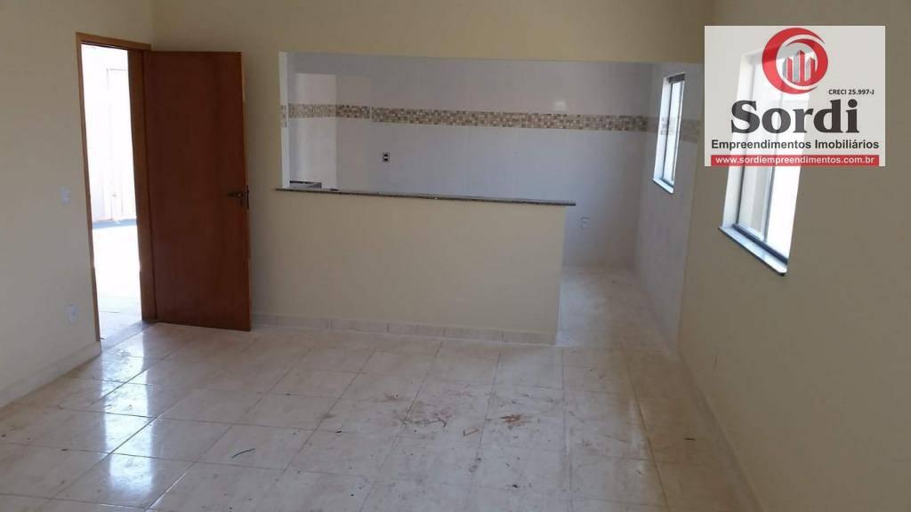 Casa com 3 dormitórios à venda, 125 m² por R$ 270.000 - Jardim Botânico - Cravinhos/SP