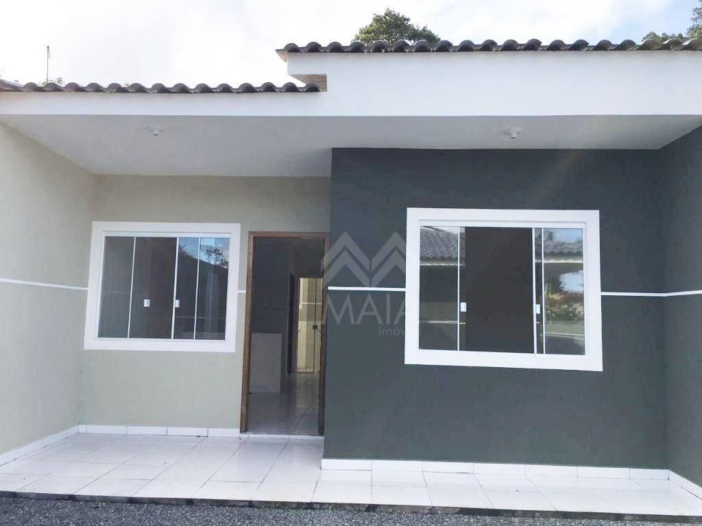 Casa residencial à venda, Eliana, Guaratuba.