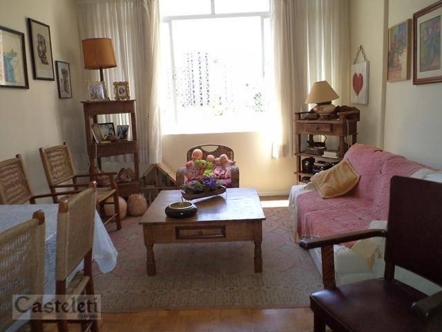 Apartamento de 2 dormitórios à venda em Vila Itapura, Campinas - SP