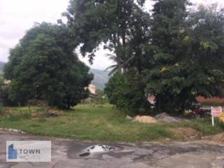 Terreno à venda/Cond.Terra Verde  , 180 m² por R$ 315.000 - Itaipu - Niterói/RJ