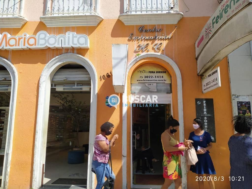 Sala para alugar, 30 m² por R$ 1.000,00/mês - Serraria Brasil - Feira de Santana/BA
