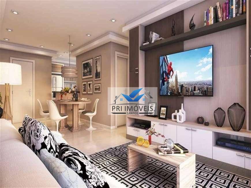 Apartamento à venda, 75 m² por R$ 245.000,00 - Vila Guilhermina - Praia Grande/SP