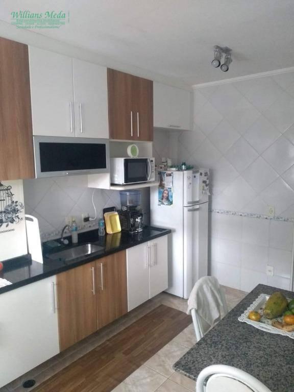Apartamento com 2 dormitórios à venda, 80 m² por R$ 270.000 - Jardim Valéria - Guarulhos/SP