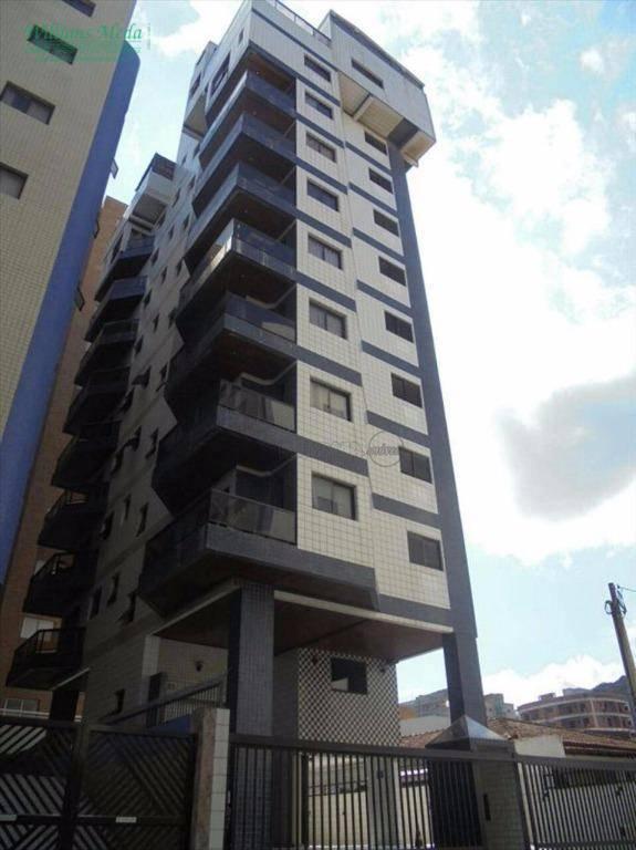 Apartamento com 2 dormitórios à venda, Centro, Mongaguá/SP