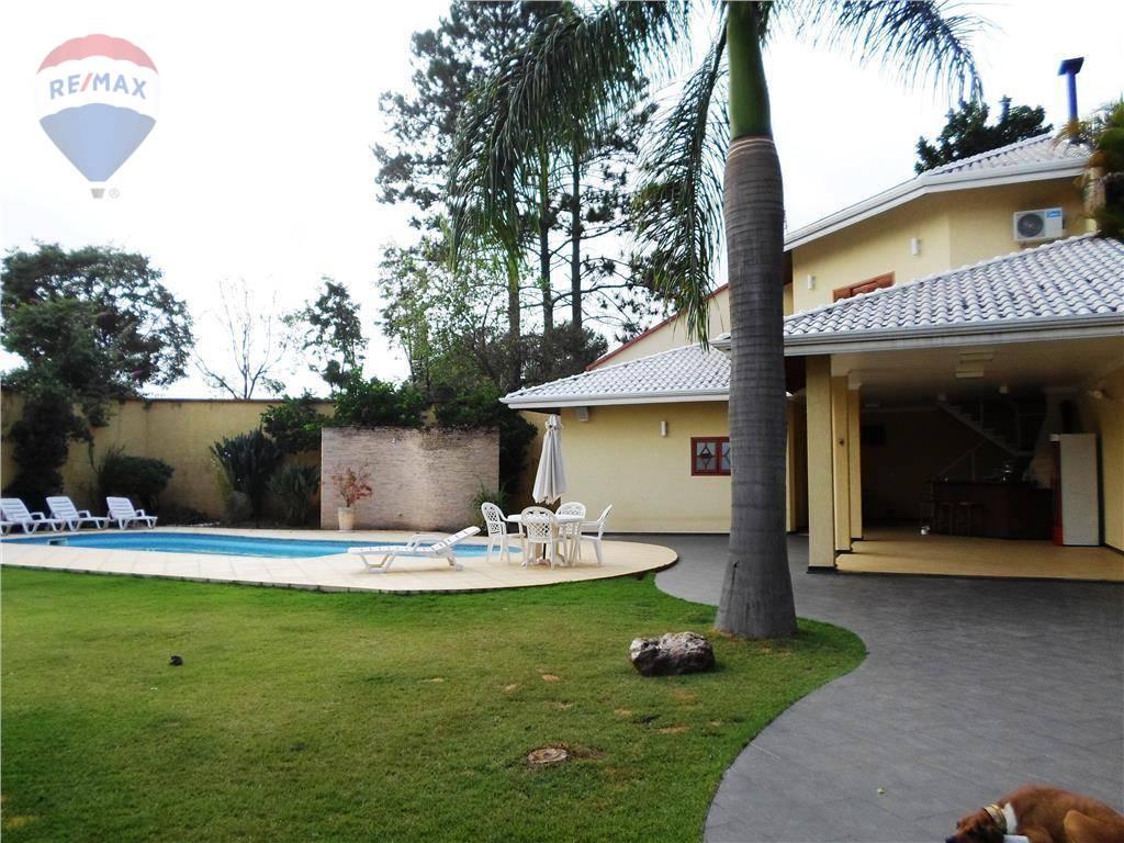 Casa com 4 dormitórios à venda, 360 m² por R$ 1.200.000 - Jardim dos Pinheiros - Atibaia/SP