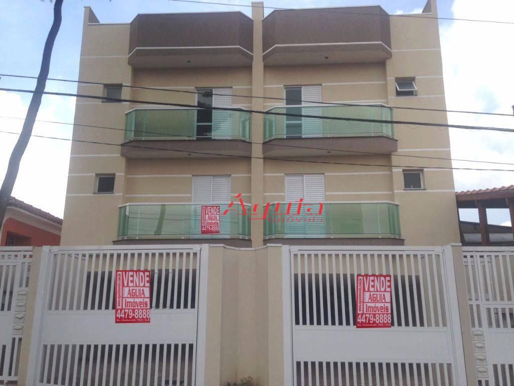 Apartamento residencial à venda, Parque Capuava, Santo André.