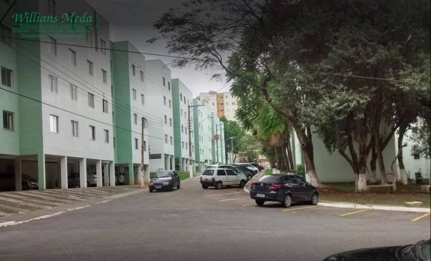 Apartamento com 2 dormitórios à venda - Guarulhos/SP
