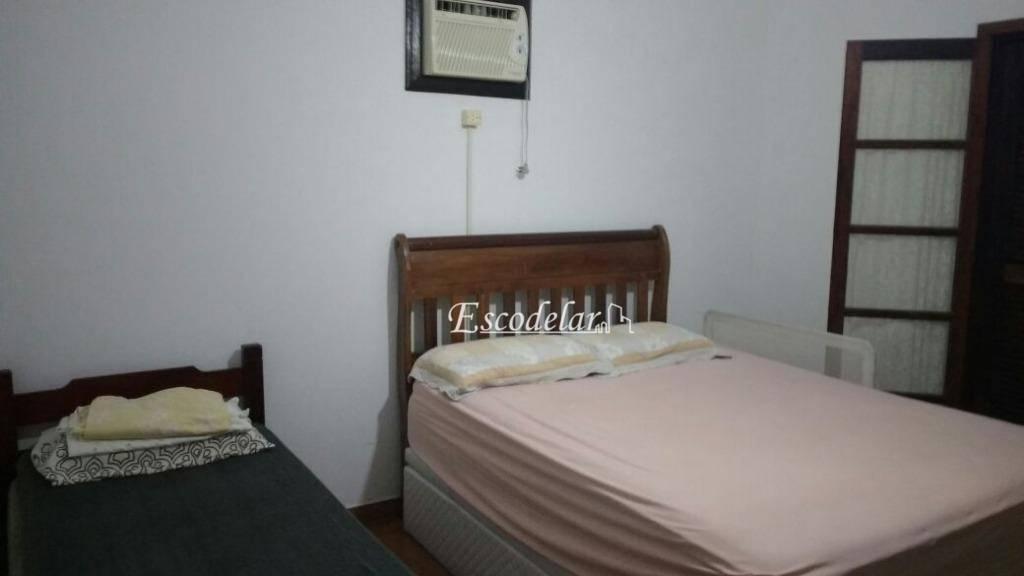 Sobrado residencial à venda, Veleiro, Bertioga.