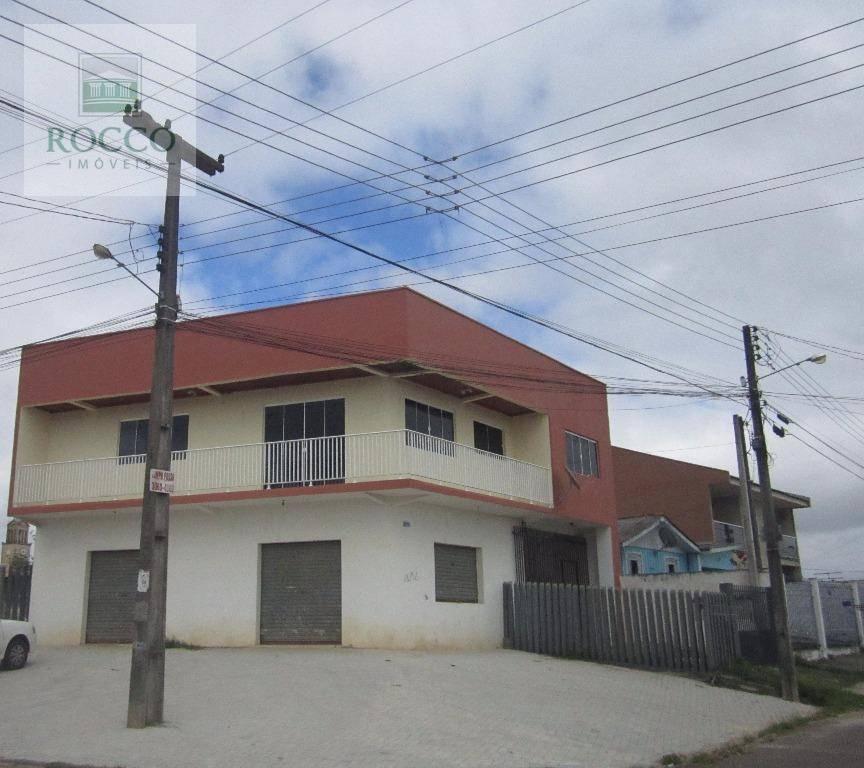 Loja comercial para locação, Rio Pequeno, São José dos Pinha