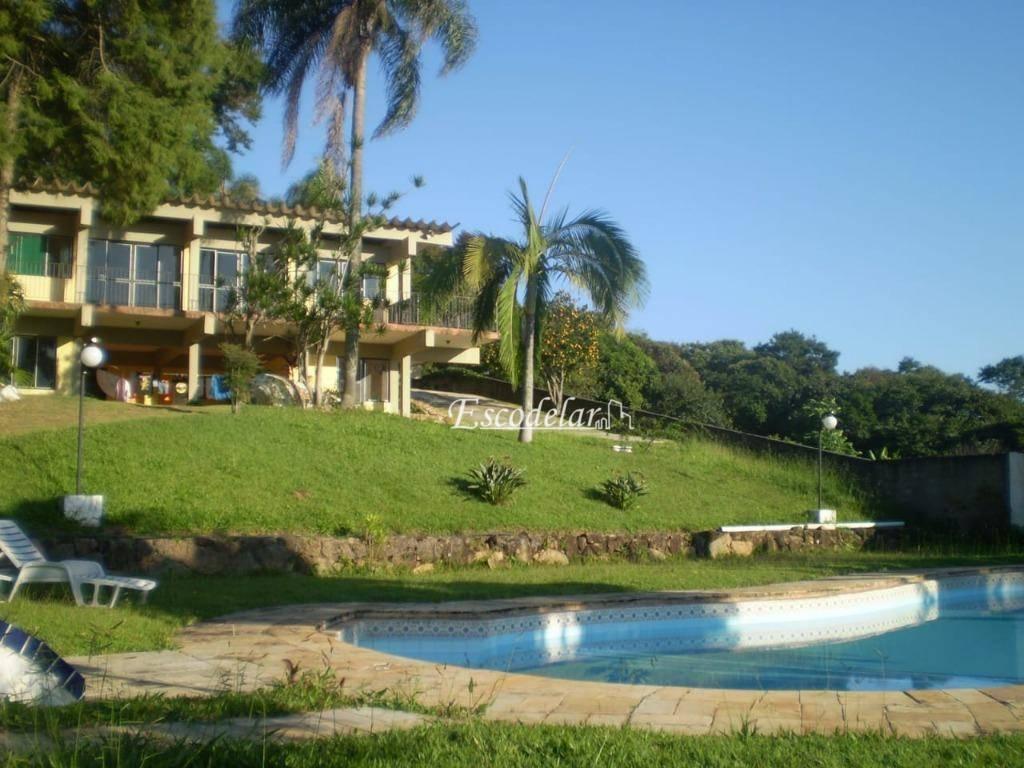 Sítio com 8 dormitórios à venda, 12000 m² por R$ 1.000.000,00 - Jardim Floresta - Atibaia/SP