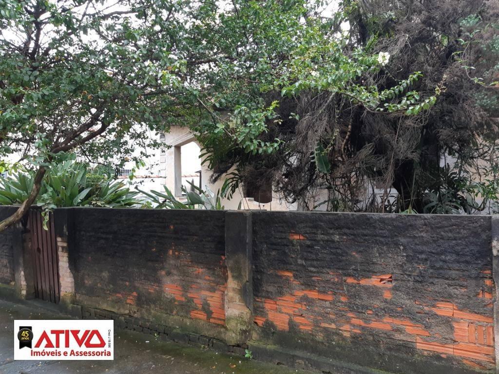Terreno à venda, 620 m² por R$ 2.800.000,00 - Centro - São Bernardo do Campo/SP
