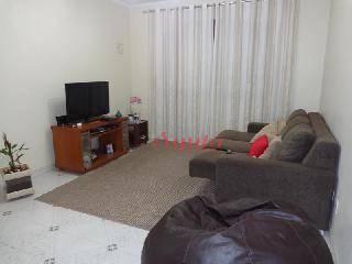 Sobrado Residencial à venda, Jardim Rina, Santo André - SO0420.