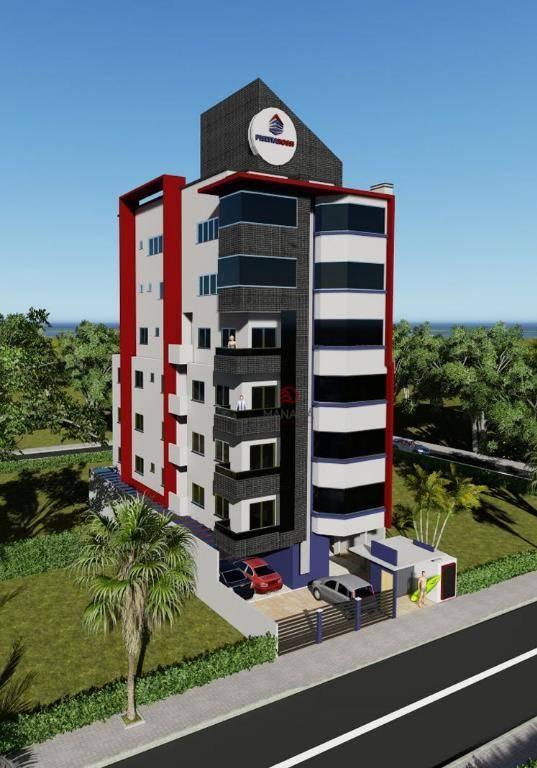 Apartamento residencial à venda, Tabuleiro, Barra Velha.