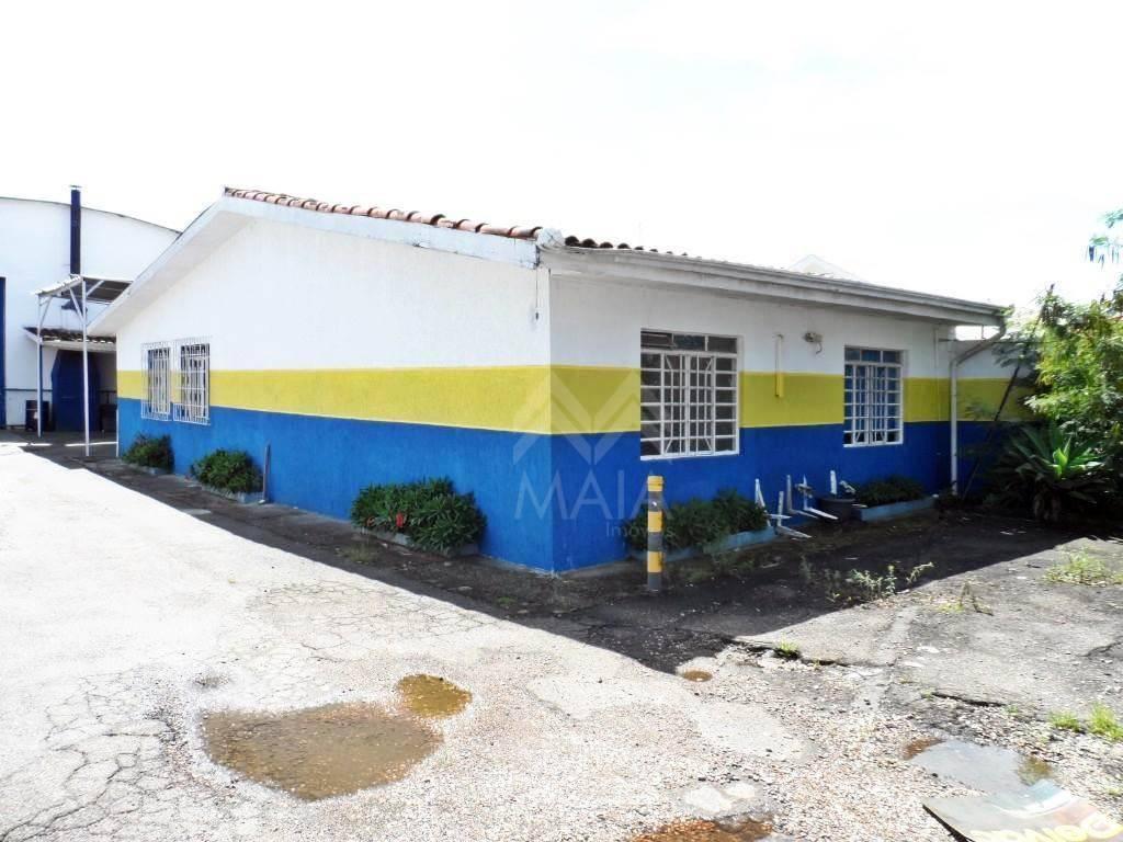 Barracão industrial, Hauer, Curitiba - BA0011.