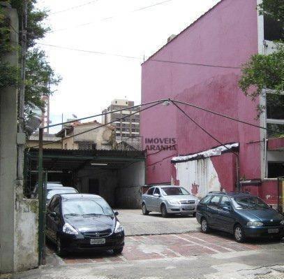 Terreno industrial à venda, Pinheiros, São Paulo.
