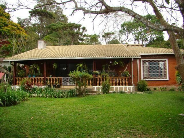 Casa em Teresópolis, Quebra Frascos