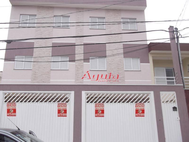 Apartamento Residencial à venda, Jardim Stetel, Santo André - AP0029.
