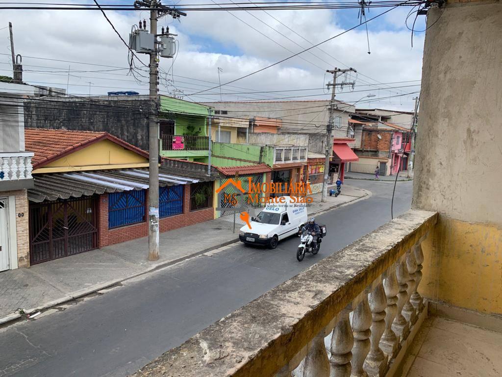 Apartamento para alugar, 40 m² por R$ 650,00/mês - Jardim Presidente Dutra - Guarulhos/SP