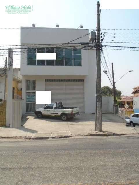 Prédio comercial para locação, Parque Renato Maia, Guarulhos