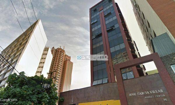 Sala comercial para venda e locação, Centro, Londrina.