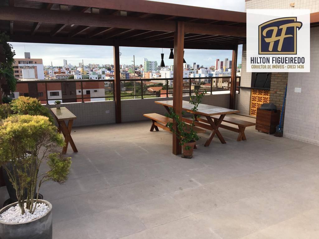 Alugo apartamento semi  mobiliado, projetado,  bem localizado, apartamento novo, 2 Quartos,  pisc. prox. a praça do caju  R$ 1300 c/ condomínio.