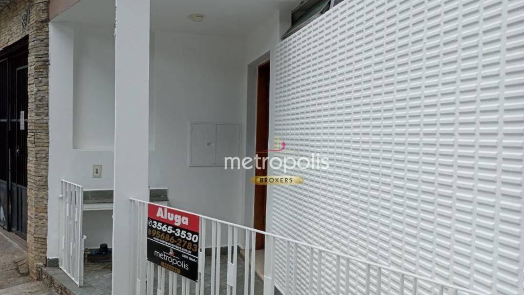 Sobrado com 2 dormitórios para alugar, 86 m² por R$ 2.000,00/mês - Santa Maria - São Caetano do Sul/SP