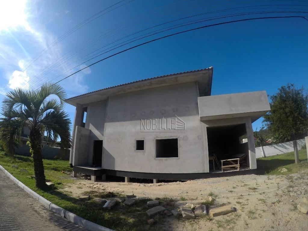 Casa com 4 dormitórios à venda, 173 m² por R$ 545.000,00 - Cachoeira do Bom Jesus - Florianópolis/SC