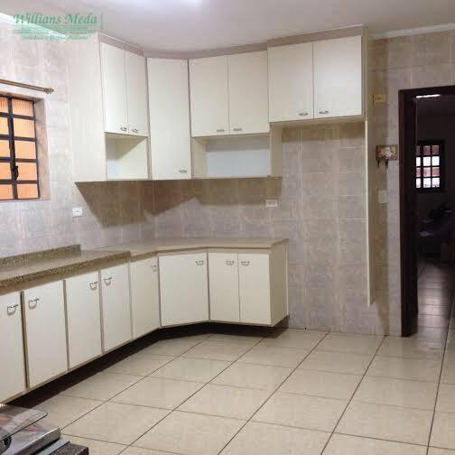 Sobrado com 3 dormitórios à venda, 150 m² por R$ 550.000 - Vila Paulista - Guarulhos/SP