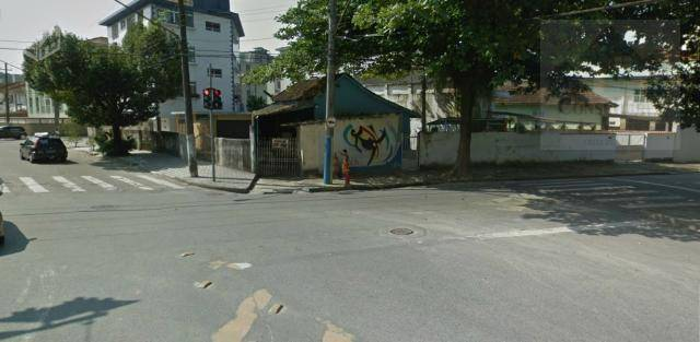 Terreno residencial à venda, Marapé, Santos - TE0003.