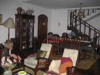 Sobrado Residencial à venda, Jardim Bela Vista, Santo André - SO0300.