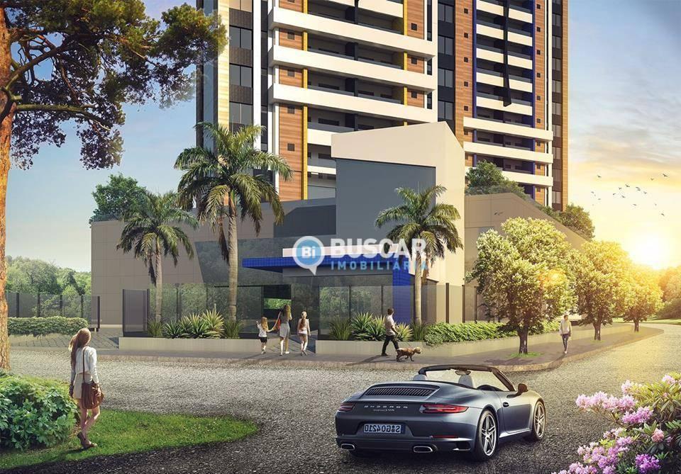 Apartamento com 3 dormitórios à venda, 118 m² por R$ 934.701 - Santa Mônica - Feira de Santana/BA