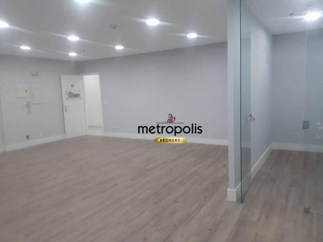 Sala para alugar, 57 m² por R$ 2.000/mês - Centro - São Bernardo do Campo/SP
