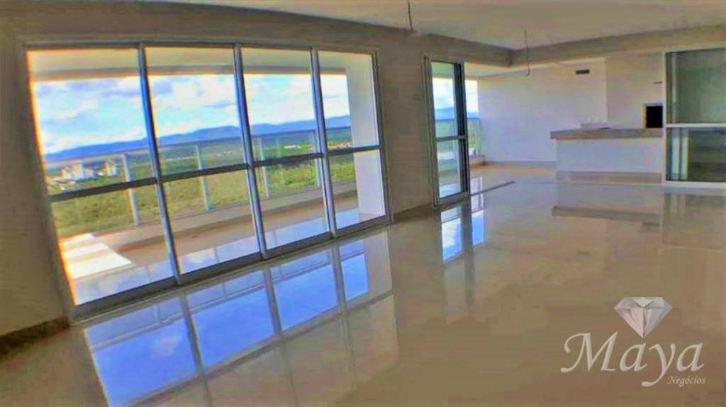 Apartamento 4 Suítes, 206 m² na 404 Sul - Letoile Du Parc