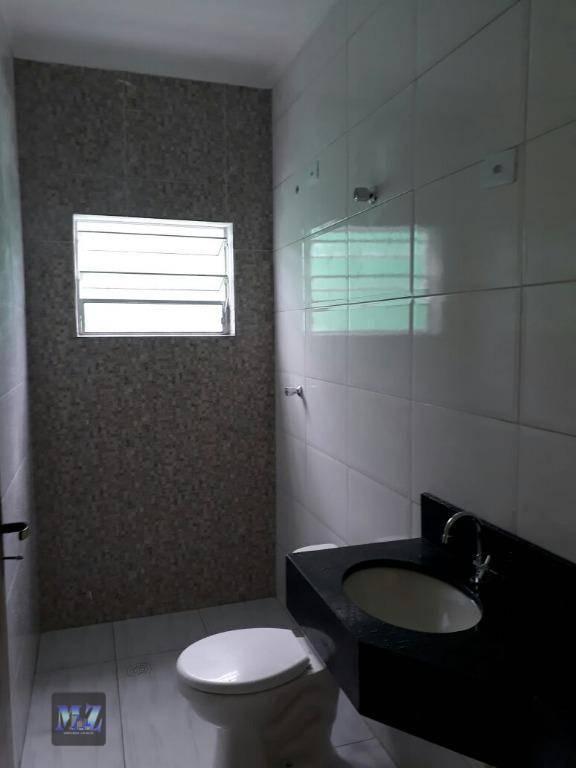 Casa residencial à venda, Parque Flamengo, Guarulhos.