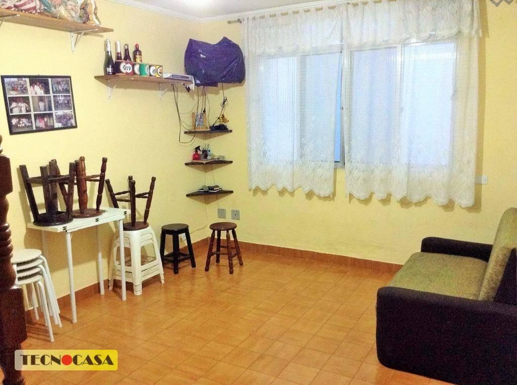 Apartamento Para Venda, Boqueirão, Praia Grande.