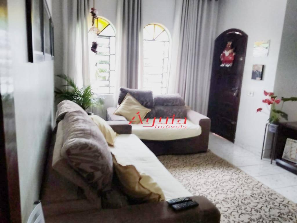 Casa com 2 dormitórios à venda, 120 m² por R$ 385.000,00 - Parque Capuava - Santo André/SP