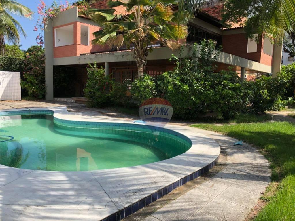 Casa com 6 dormitórios à venda, 600 m² por R$ 1.600.000,00 - Cordeiro - Recife/PE