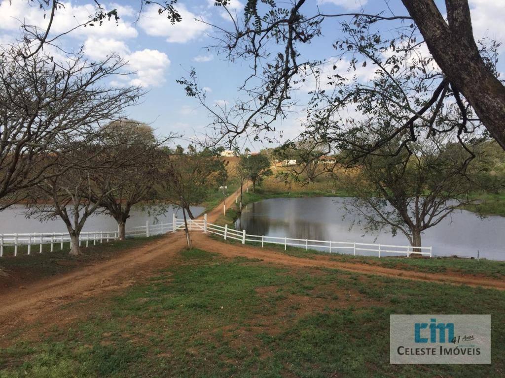 Sítio à venda, 839740 m² por R$ 9.900.000 - Centro - Porangaba/SP