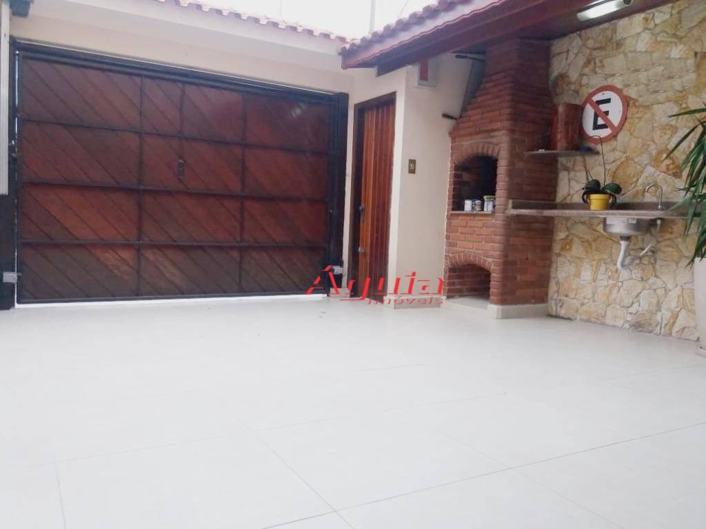 Casa com 3 dormitórios à venda, 142 m² por R$ 498.000 - Jardim Sônia Maria - Mauá/SP