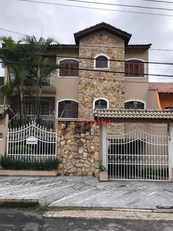 Apartamento com 3 dormitórios à venda, 113 m² por R$ 425.000 - Santa Maria - Santo André/SP
