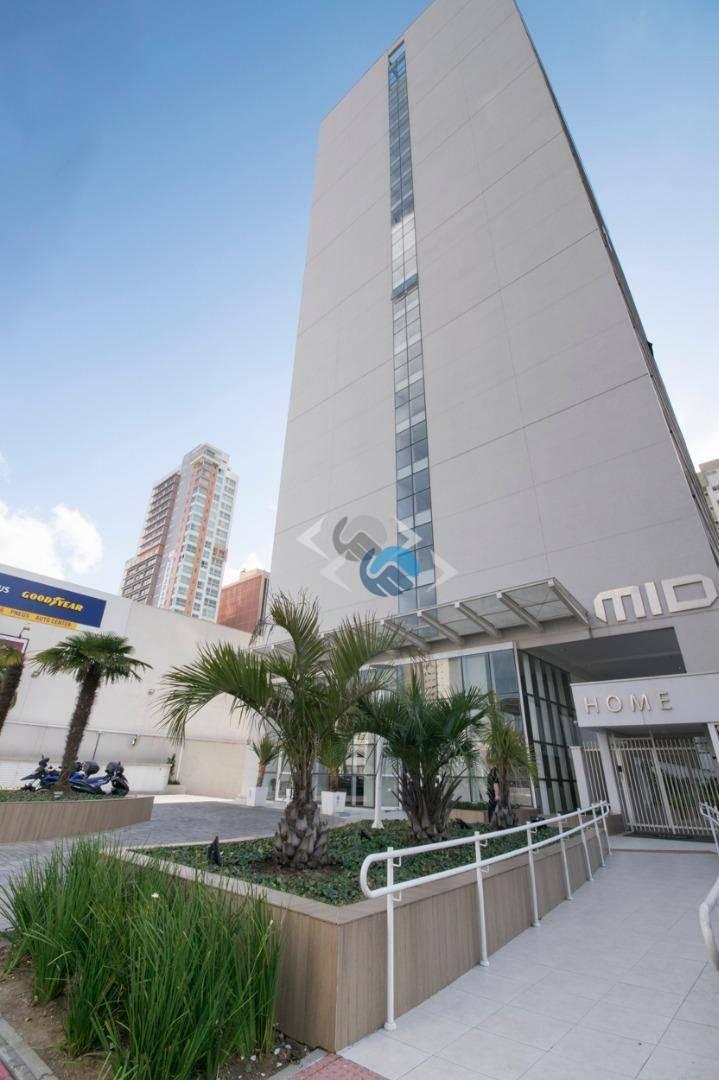 Studio residencial para venda e locação, Centro, Curitiba.