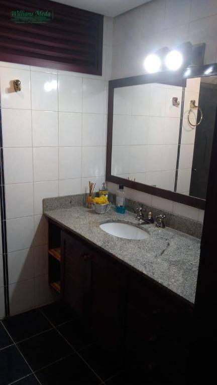 Apartamento residencial para locação, Jardim Maia, Guarulhos - AP1580.