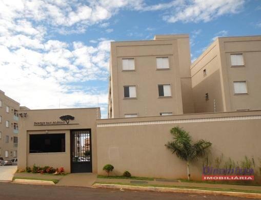 Apartamento residencial para venda e locação, Parque do Mirante, Uberaba - AP1639.