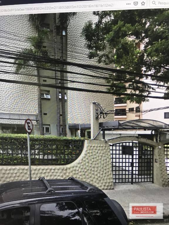 Apartamento com 2 dormitórios à venda, 65 m² por R$ 650.000 - Vila Olímpia - São Paulo/SP