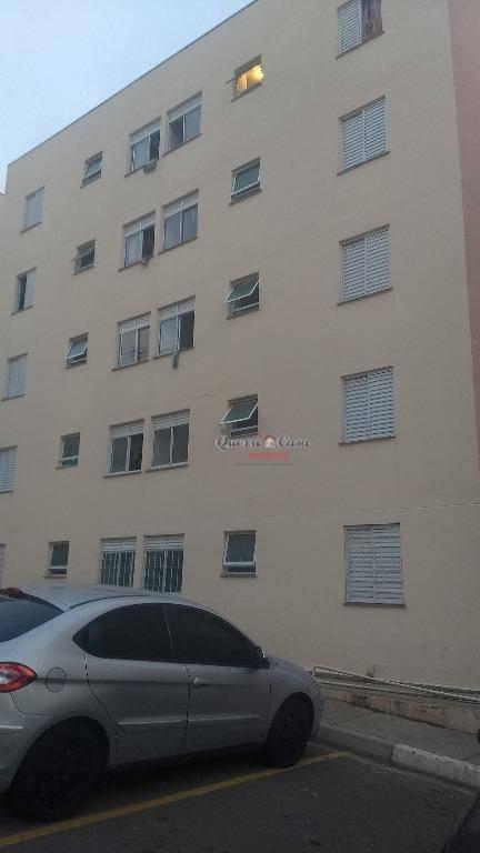 Apartamento residencial à venda, Jardim Munira, Guarulhos.