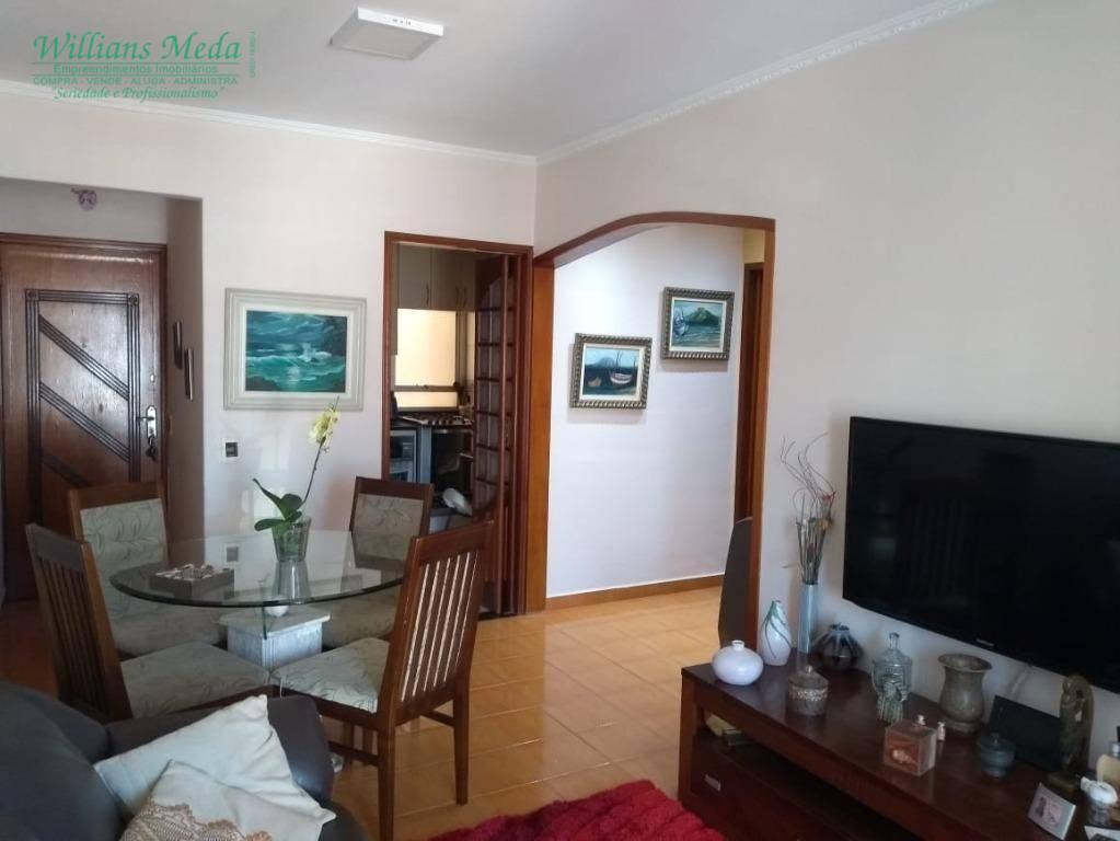 Apartamento residencial à venda, Camargos, Guarulhos.